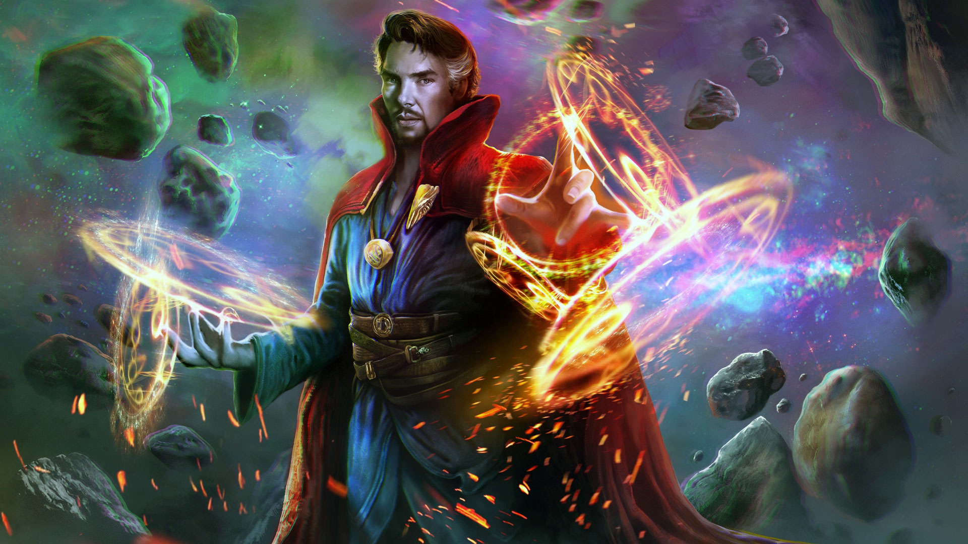 Pictures Of Doctor Strange: Doctor Strange Running Time And Movie Wallpapers