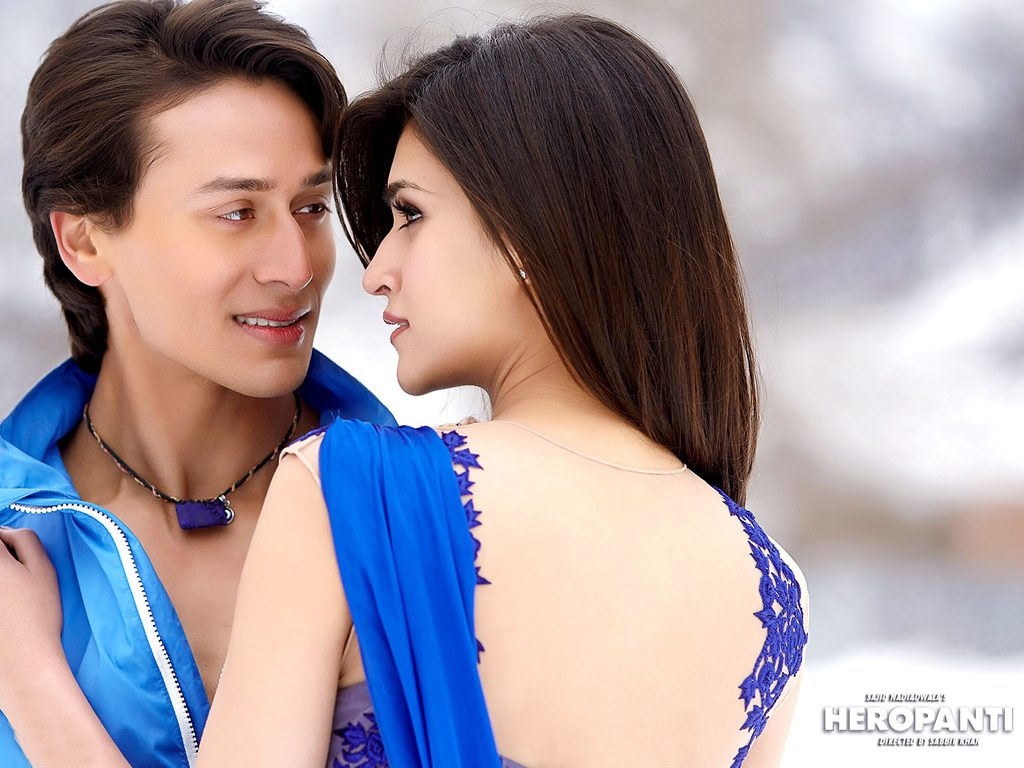 Heropanti Movie Hd Wallpapers
