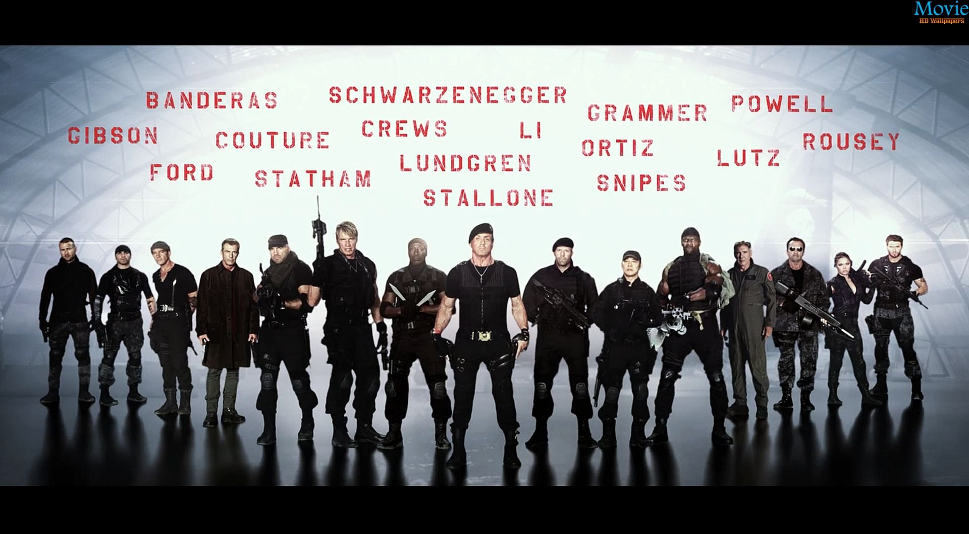 the expendables 3 - movie hd wallpapers